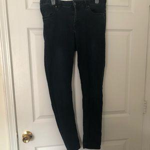 H&M Dark wash Skinny Jean